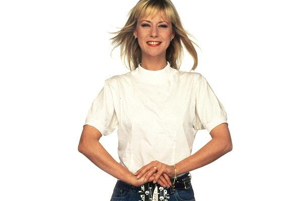 Dorothée sur l'affiche de Bercy 1992