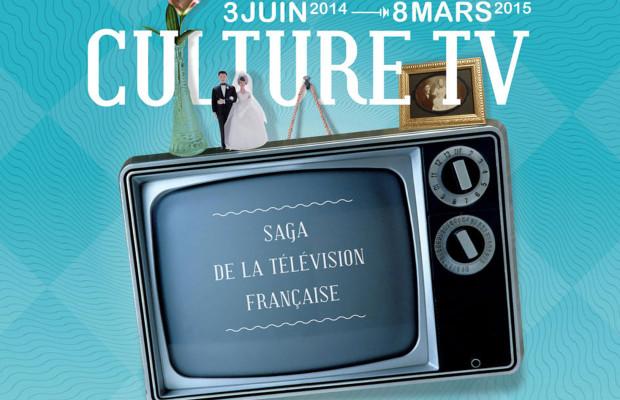 Affiche de Culture TV au Musée des Arts et Métiers