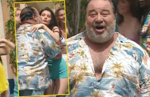 Carlos chante Big Bisous avec Marie Drucker