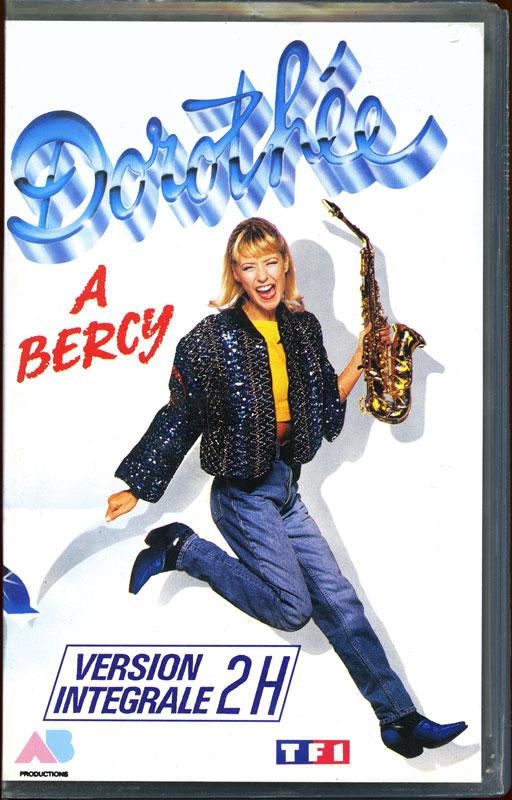 Cassette vidéo Dorothée à Bercy en 1990