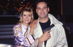 Dorothée et Jean-Paul Césari, interprète du générique de Nicky Larson