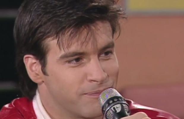 Roch Voisine invité du Club Plus en 1992