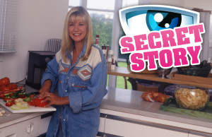 Dorothée dans la nouvelle maison de Secret Story