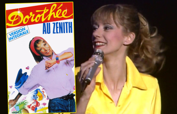 Dorothée au Zénith en 1986