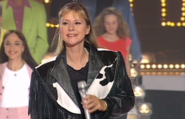 Dorothée au Club Dorothée le 10 mai 1995