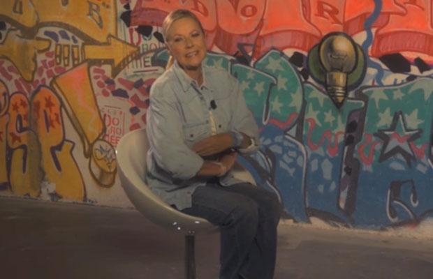 Dorothée en 2014 dans le documentaire de D8
