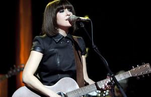 La chanteuse Keren Ann