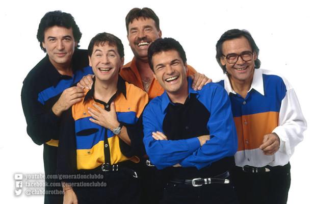 Les Musclés en 1996