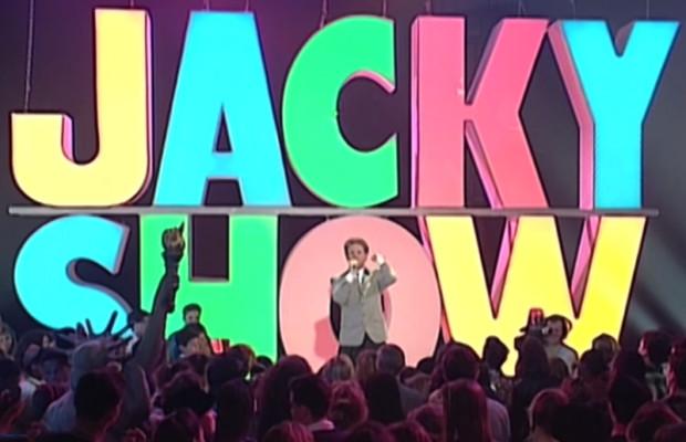 Jacky Show Maxi Music du 24 avril 1993