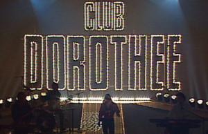 Entrée en scène de Dorothée au Club Dorothée