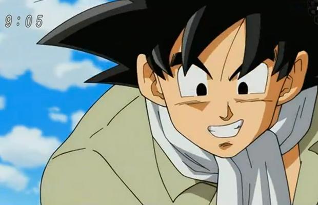 Sangoku dans Dragon Ball Super