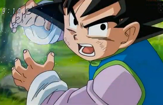 Sangoten dans Dragon Ball Super.