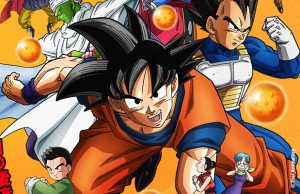 Sangoku en 2015 dans Dragon Ball Super
