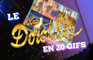 Le Club Dorothée en 20 gifs