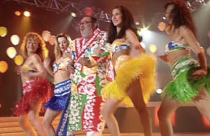 Carlos chante Papayou au Club Dorothée