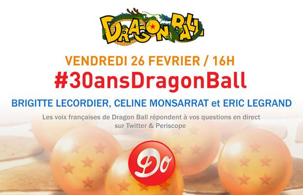 #30ansDragonBall