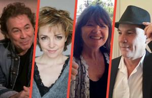 Bernard Minet, Marie Dauphin, Dominique Poulain et Jean-Paul Césari sont les invités de Génération Club Do en direct le 30 mars