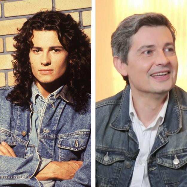 Philippe Vasseur en 1992 et en 2016